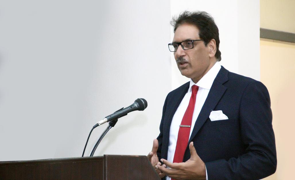 Mr  Hamid Saeed – CEO – Giorgenti New York   evolvemagazine