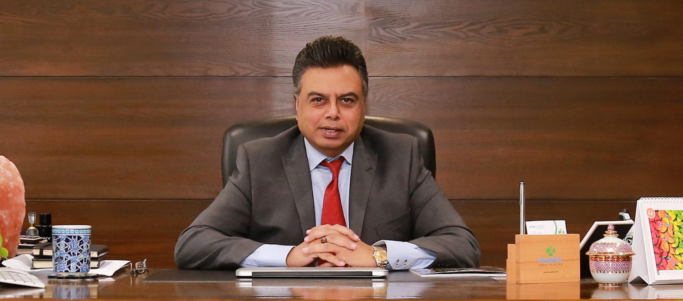 Mr. Ayub Ghauri (Executive Director- NetSol Technologies) | evolvemagazine